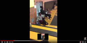video of teacher dragging special education student by the hair