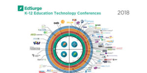 conference schedule infographic