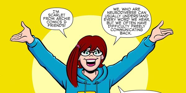 scarlet - archie comics character