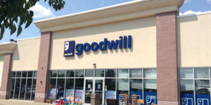 Goodwill store front